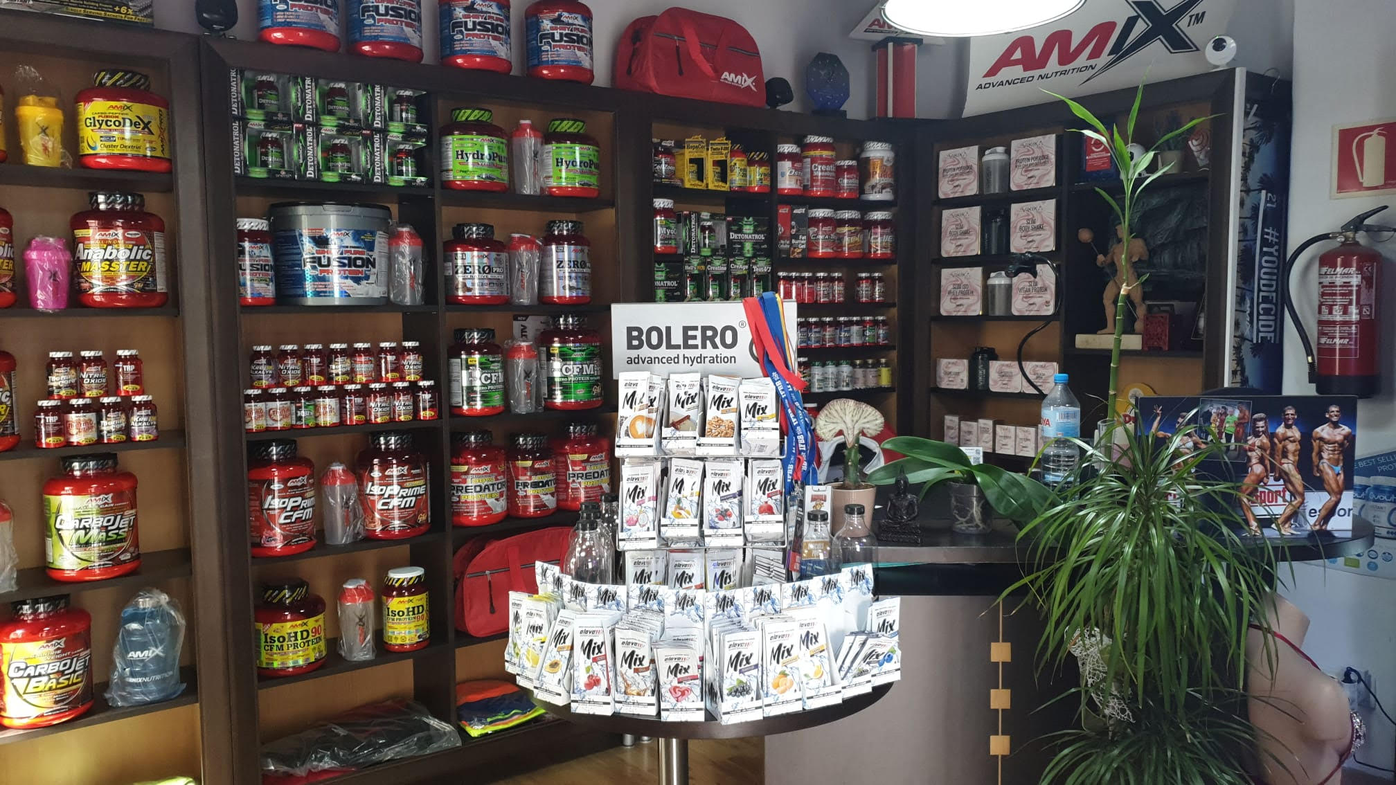Sports Life Nutrition